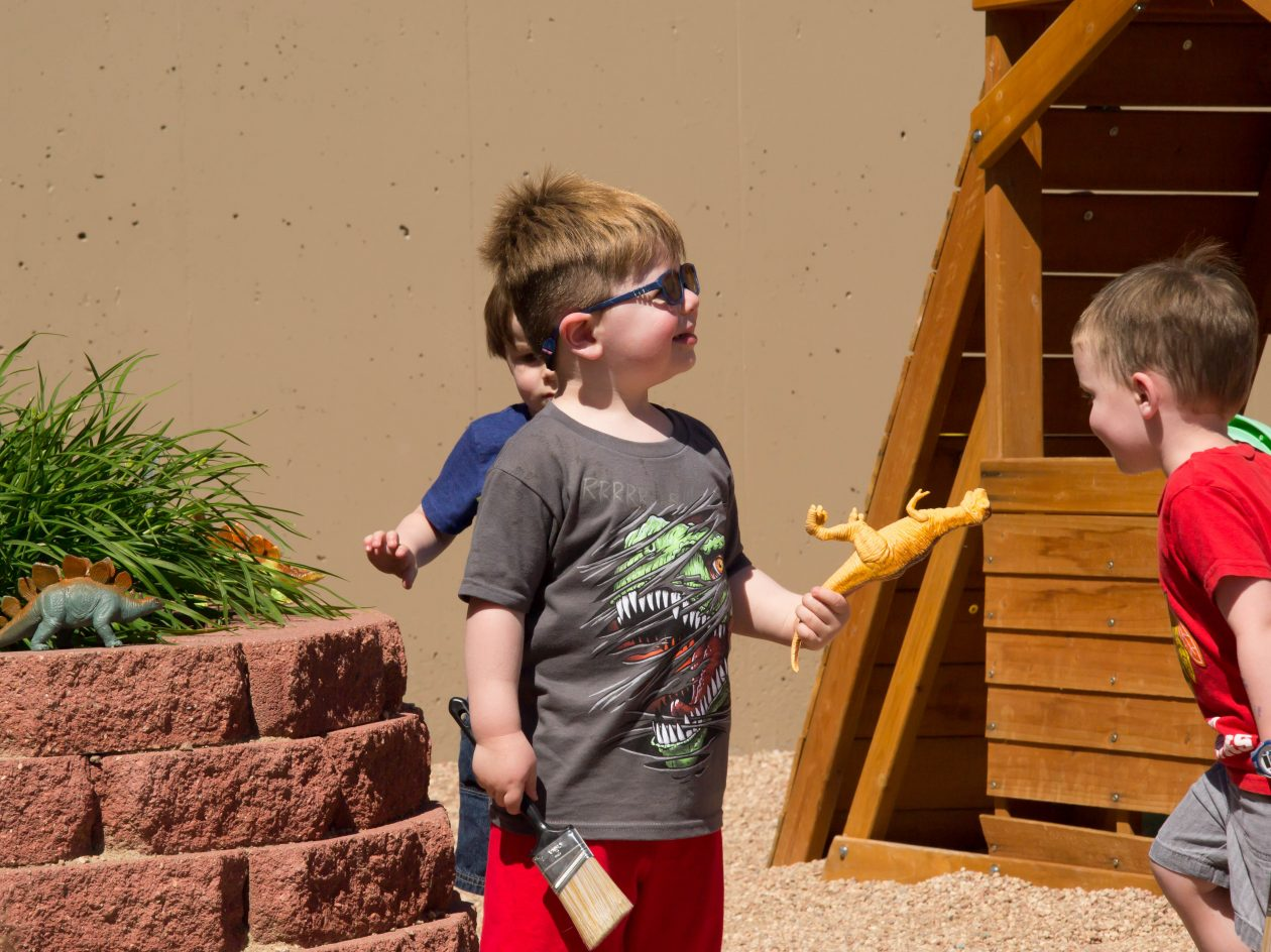 Dino Dig! - Busy Little Hands Early Learning Center
