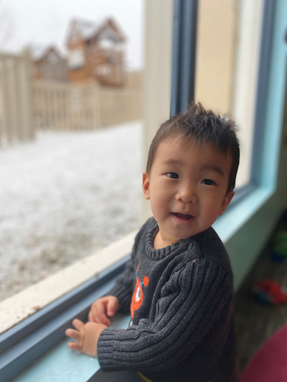 Winter at Preschool In Denver