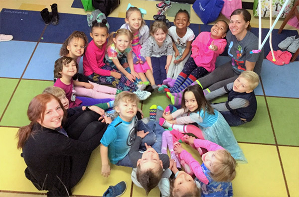 dr. seuss week at busy little hand preschool