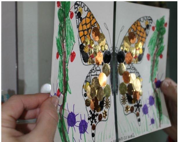 Butterfly-Symmetry-Activity