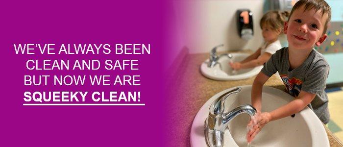squeeky clean